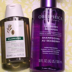 Luxury Shampoo Duo
